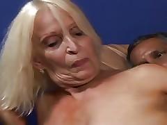 الجدة الإباحية فيدس - أنبوب الجنس